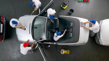 Предпродажная подготовка авто в Киеве